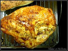 Makin' it Mo' Betta: Baked Chicken with Honey and Molasses