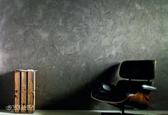 eine wand mit veneziano putz ist an sich schon eine. Black Bedroom Furniture Sets. Home Design Ideas
