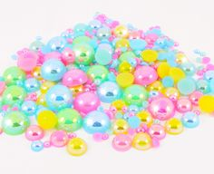 01/07/2016 - Candy Crystal, England, Ebay - 15g Flat Back Pearls - Sun, Sea and Sangria Mix = £2.50 === £214.51