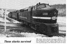 Wayne Koch-New York Central Railroad Fangroup 23 May 2018 Diesel Locomotive, Steam Locomotive, New York Central Railroad, Vintage Trains, Southern Railways, Ocean City Md, Bonde, Railroad Photography, Train Engines