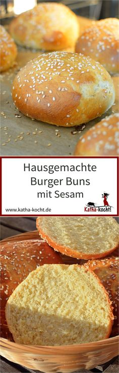 These wonderful burger buns are not only great homemade burger buns for your next barbecue evening, Homemade Burger Buns, Oven Tacos, Grill N Chill, Kitchen Helper, Outdoor Cooking, Bread Recipes, Side Dishes, Grilling, Bakery