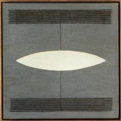 Blue-Gray Composition, 1962 by Agnes Martin