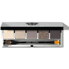 Bobbi Brown Graystone Limited Edition Eyeshadow Palette ($49) ❤ liked on Polyvore featuring beauty products, makeup, eye makeup, eyeshadow, beauty, apparel & accessories, matte eyeshadow, shadow brush, eyeshadow brush and bobbi brown cosmetics