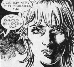 """Ululati Solitari: Dylan Dog n° 345: """"Gli spiriti custodi"""" si guardano allo specchio."""