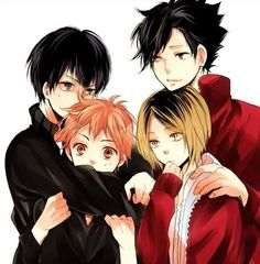 KageHina and KuroKen