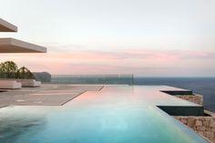 [건축] 수영장이 황홀해! 완전 힐링되는 스페인 고급 저택 Casa Sardinera : 네이버 블로그