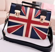 6cac21707d575 2014 new fashion women s handbag british style torx flag bag vintage  messenger bag one shoulder cross-body handbag shaping(China (Mainland))