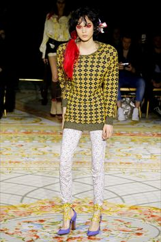 Sfilata Andreas Kronthaler for Vivienne Westwood Parigi - Collezioni Autunno Inverno 2017-18 - Vogue