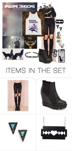 """""""Smoke and Mirrors"""" by music-fanatic-wolf on Polyvore featuring art"""