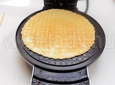 Anya főztje: Ropogós mézes fagyitölcsér ostyasütőgéppel