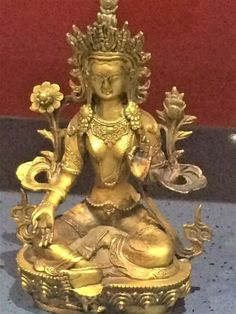 Vajrasattva Bronze - Tibet -  second half 20th Century - Catawiki