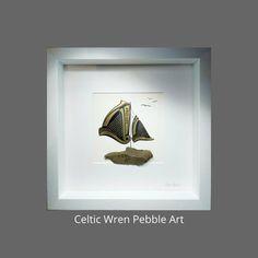 Guinness Can, Irish Beach, Brown Paper Wrapping, White Box Frame, Sail Away, Beach Stones, Beautiful Gifts, Wren, Box Frames