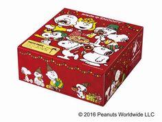"""【ミスタードーナツ】クリスマス限定商品、""""スヌーピー""""とコラボレーションしたグッズを発売"""