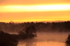 Sunrise, Gudenåen, Silkeborg 6