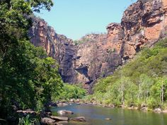 Kakadu National Park, Australia: This unique archaeological and ethnological reserve, located in the Northern Territory, has been inhabited continuously for more than 40,000 years. The cave paintings, rock carvings and archaeological sites record the skills and way of life of the region's inhabitants, from the hunter-gatherers of prehistoric times to the Aboriginal people still living there.