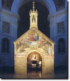 La Porziuncola - Santa Maria degli Angeli