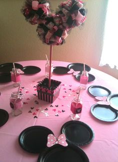"""Photo 1 of 50: Minnie Mouse / Birthday """"Minnie Mouse 2nd Birthday"""" 