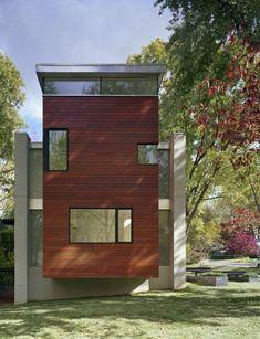 Flawless Modern Design and Spiritual Simplicity: Matryoshka House - http://freshome.com/2011/05/09/flawless-modern-design-and-spiritual-simplicity-matryoshka-house/