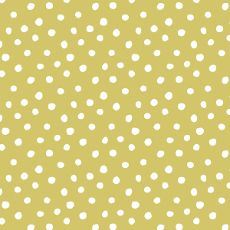 C9KP139404  -  Knit Prints Spots Citron - Cloud 9 Knits 54in/55in Per Metre