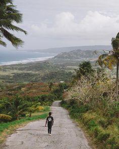Cherry Tree Hill Barbados w/ @kylebabb  #moodygrams #barbados #kingsabroad