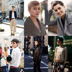If You're Thinking About…. Boy Cut « The Sartorialist