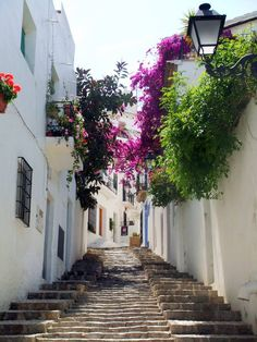 Altea, Alicante (Comunidad Valenciana).Pinned using PinFace!