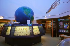 The Bailey-Matthews Shell Museum, Sanibel Island, Florida