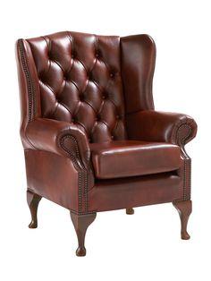 Ohrenbacken Sofa chesterfield gladstone high back wing chair uk