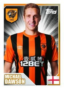 View the Hull City AFC Topps Collection for season and also filter by previous seasons where available, visit the official website of the Premier League. Michael Dawson, Birmingham City Fc, Hull City, Football Stickers, Pin Pin, Football Players, Premier League, Soccer, England