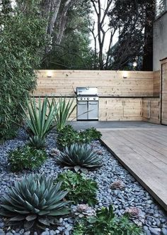 Amazing Modern Rock Garden Ideas For Backyard (65)