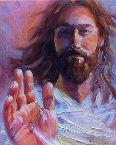 jesus Christ is the son of The living God. Catholic Art, Religious Art, Jesus Tattoo, Pictures Of Jesus Christ, Christian Artwork, Jesus Painting, Bride Of Christ, Prophetic Art, Biblical Art