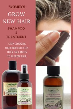 Adult Women's Hair Nutritive Treatment   Just Nutritive