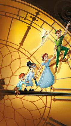 Peter Pan (1953) Phone Wallpaper | Moviemania