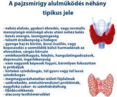 A pajzsmirigy alulműködés néhány tipikus jele Thyroid, The Cure, Vitamins, Health Fitness, Medical, Healthy, Sciatica, Sport, Ideas