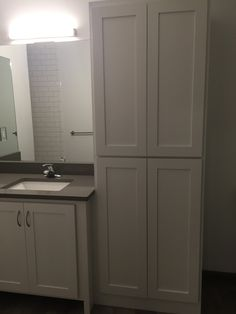 Supply Room, Organizing, Organization, Mudroom, Storage Spaces, Design Projects, Laundry Room, Tall Cabinet Storage, Furniture