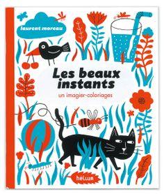 illustrator Laurent Moreau