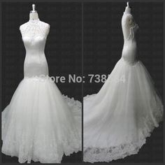Find More Wedding Dresses Information about Free Shipping Covered Neck Lace Zipper With Buttons See Through Back Wedding Dresses In Turkey,High Quality Wedding Dresses from 100% Love Wedding Dress & Evening Dress Factory on Aliexpress.com