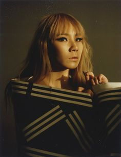 2NE1 CL - Dazed and Confused Magazine April Issue '13