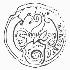 Rordorfscher Familienfonds, gegründet in Zürich 1710 Arabic Calligraphy, Logos, Art, Arabic Calligraphy Art, Kunst, Logo, Art Education, Artworks