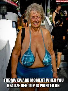 Women's Humor: it's time to go ahead and pack the bikini away. Oh Damn ! Does Your Mother Know, People Of Walmart, Karen, The Bikini, Awkward Moments, Johnny Depp, Just For Laughs, Laugh Out Loud, The Funny
