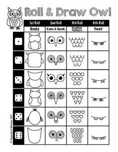 Art Activities: How to Draw: Fall Drawing Fun Drawing Tips how to draw an owl Art Sub Plans, Fall Drawings, Art Worksheets, Drawing Tips, Drawing Tutorials, Drawing Drawing, Drawing Sheet, Drawing Ideas, Autumn Art