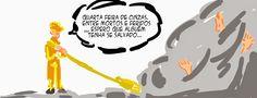 RABISCOS ENQUADRADOS: QUADRINHO CASUAL... PORQUE TODO CARNAVAL TEM SEU F...