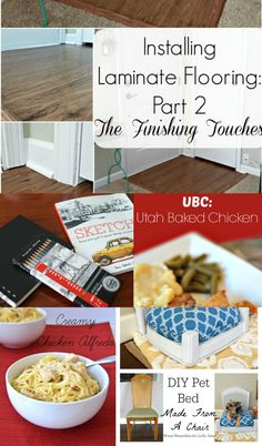 Talented Tuesday Link Party #17 - My Own Home