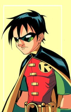 Kid Notorious Robin by ~dcjosh on deviantART