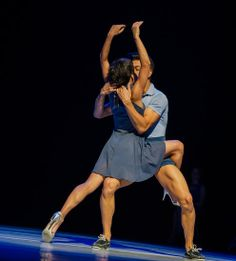 Focus Cia de Dança Performs at the Joyce Theater - via NYTimes.com.