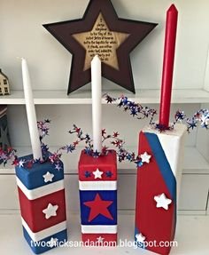 One of my very favorite holidays is the 4th of July. I love the 4th of July! Maybe it is the spirit of our Founding Fathers, the red, wh...