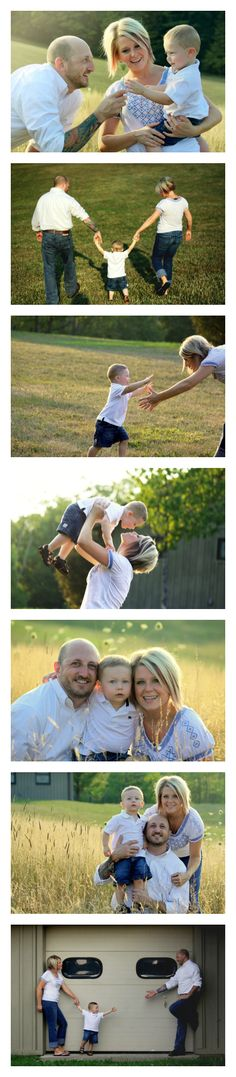 cute summer family photo ideas and poses