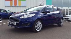 2015 (15) Ford Fiesta 1.0 EcoBoost Titanium For Sale In Hessle, East Yorkshire