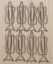 Dress Form Hangers Metal Vintage Trinket By Maya Road 8 pcs. Paper Clips Diy, Diy Paper, Carnival Supplies, Unique Wedding Favors, Graphic 45, Dress Form, Tim Holtz, Antique Copper, Vintage Dresses