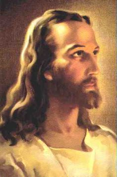 """Jesus. I love him, way more than I love Mark Walberg.  (Background on that: I saw a Jesus painting here on Pinterest shortly after repinning the hot pic of Mark Walberg, in which I'd typed """"Mark Walberg.  I love him"""".  So, just to clarify, my heart belongs to Jesus, not to Mark)"""